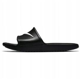 Klapki Nike Kawa Shower Sandal M 832655-001 czarne 2