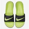 Czarne Klapki Nike Benassi Solarsoft Slide 705474-070 zdjęcie 1