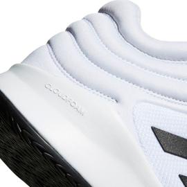 Buty koszykarskie adidas Pro Sprak 2018 M B44966 białe białe 2