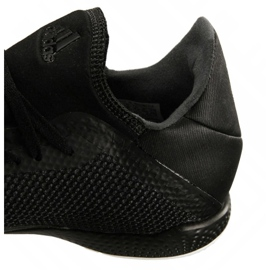 Buty piłkarskie adidas X Tango 18.3 In M DB2442 czarne czarne 2