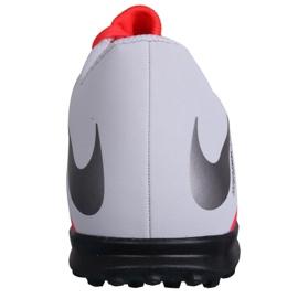 Buty piłkarskie Nike Hypervenom 3 Club Tf AJ3811-600 czerwone czerwone 3