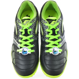 Buty piłkarskie Joma Dribling Tf M 801 wielokolorowe czarne 1
