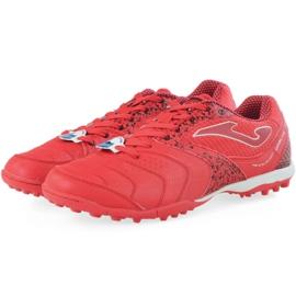 Buty piłkarskie Joma Dribling Tf M 836 czerwone czerwony 3