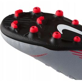 Buty piłkarskie Nike Mercurial Superfly 6 Club Mg Jr AH7339 060 biały białe białe 6