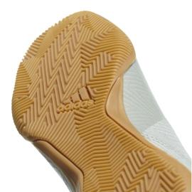 Buty halowe adidas Nemeziz Tango 18.3 In M DB2197 białe wielokolorowe 4