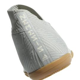 Buty halowe adidas Nemeziz Tango 18.3 In M DB2197 białe wielokolorowe 5