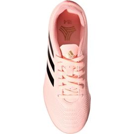 Buty piłkarskie adidas Predator Tango 18.4 Tf Jr DB2339 różowe różowy 2