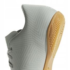 Buty halowe adidas Nemeziz Tango 18.4 In Jr DB2383 białe czarny, biały 4