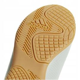 Buty halowe adidas Nemeziz Tango 18.4 In Jr DB2383 białe czarny, biały 5