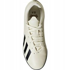 Buty piłkarskie adidas X Tango 18.4 Tf Jr DB2436 białe wielokolorowe 1