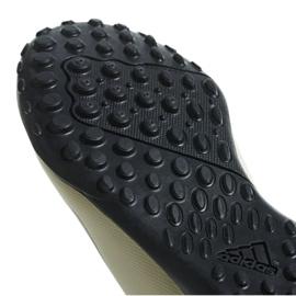 Buty piłkarskie adidas X Tango 18.4 Tf Jr DB2436 białe wielokolorowe 5