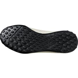 Buty piłkarskie adidas X Tango 18.4 Tf Jr DB2436 białe wielokolorowe 6