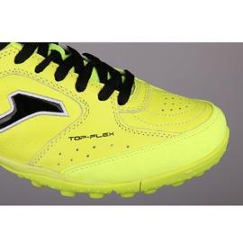 Buty piłkarskie Joma Top Flex Tf M TOPW.811.TF żółte żółty 1