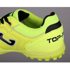 Buty piłkarskie Joma Top Flex Tf M TOPW.811.TF żółte żółty 2