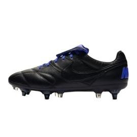 Buty piłkarskie Nike The Nike Premier Ii Sg Pro Ac M 921397-040 czarne czarne 1