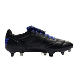 Buty piłkarskie Nike The Nike Premier Ii Sg Pro Ac M 921397-040 czarne czarne 3