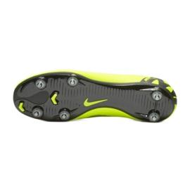 Buty piłkarskie Nike Mercurial Vapor 12 Academy Sg Pro M AH7376-701 zielone wielokolorowe 2