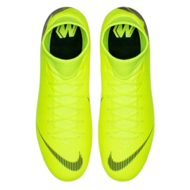Buty piłkarskie Nike Mercurial Superfly 6 Academy Sg Pro M AH7364-701 żółte wielokolorowe 1