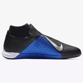 Buty halowe Nike Phantom Vsn Academy Df Ic M AO3267-004 czarne czarny 1