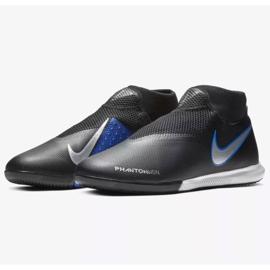 Buty halowe Nike Phantom Vsn Academy Df Ic M AO3267-004 czarne czarny 3