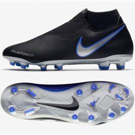 Buty piłkarskie Nike Phantom Vsn Academy Df M FG/MG AO3258-004 czarne wielokolorowe 7