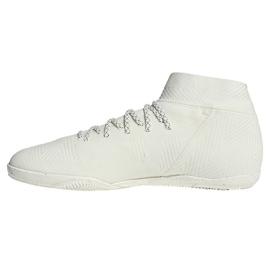 Buty halowe adidas Nemeziz 18.3 In M D97989 białe białe 1