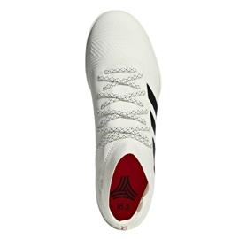 Buty halowe adidas Nemeziz 18.3 In M D97989 białe białe 2