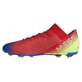 Buty adidas Nemeziz Messi 18.3 Fg M BC0316 wielokolorowe wielokolorowe 1