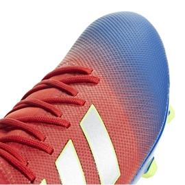 Buty adidas Nemeziz Messi 18.3 Fg M BC0316 wielokolorowe wielokolorowe 3