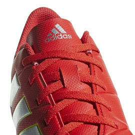 Buty piłkarskie adidas Nemeziz Messi 18.4 FxG M D97273 wielokolorowe wielokolorowe 3