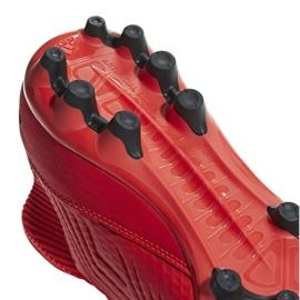 Buty piłkarskie adidas Predator 19.3 Ag M D97944 czerwone czerwone 3
