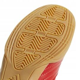 Buty halowe adidas Predator 19.4 In Sala Jr CM8552 czerwone wielokolorowe 9