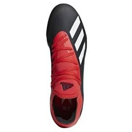 Buty piłkarskie adidas X 18.3 Fg M BB9366 czarny czarne 2