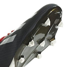 Buty piłkarskie adidas X 18.3 Fg M BB9366 czarne czarne 3
