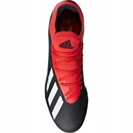 Buty piłkarskie adidas X 18.3 Fg M BB9366 czarne czarne 5