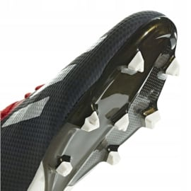 Buty piłkarskie adidas X 18.3 Fg M BB9366 czarne czarne 8