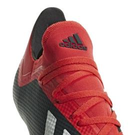 Buty piłkarskie adidas X 18.3 Fg M BB9366 czarne czarne 9