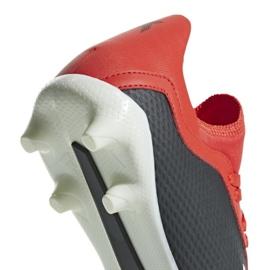 Buty piłkarskie adidas X 18.3 Fg Jr BB9370 czarne czarny 4