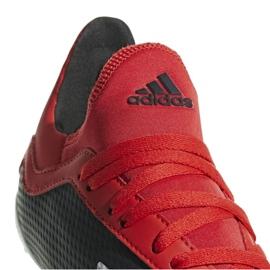 Buty piłkarskie adidas X 18.3 Fg Jr BB9370 czarne czarny 5