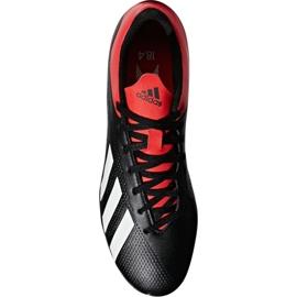Buty piłkarskie adidas X 18.4 Fg M BB9375 czarne czarne 5