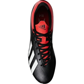 Buty piłkarskie adidas X 18.4 Fg M BB9375 czarny czarne 5