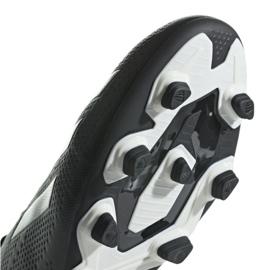 Buty piłkarskie adidas X 18.4 Fg M BB9375 czarny czarne 9