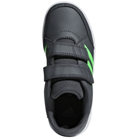 Buty adidas AltaSport Cf Jr D96826 granatowe 1