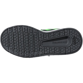 Buty adidas AltaSport Cf Jr D96826 granatowe 3