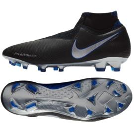 Buty piłkarskie Nike Phantom Vsn Elite Df Fg M AO3262-004 czarne czarne 2