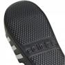 Czarne Klapki adidas Adilette Aqua F35543 zdjęcie 7