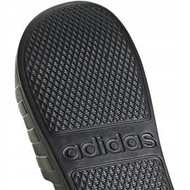 Klapki adidas Adilette Aqua M F35550 czarne 7