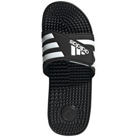 Klapki adidas Adissage M F35580 czarne 1