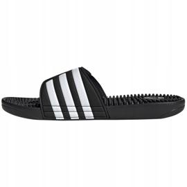 Klapki adidas Adissage M F35580 czarne 3