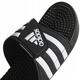 Klapki adidas Adissage M F35580 czarne 5